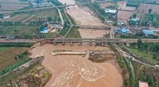 山西水灾中的民生问题值得关注,特殊的安全隐患更不容忽视!山西加油!!
